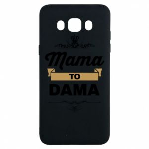 Samsung J7 2016 Case Mother to the lady