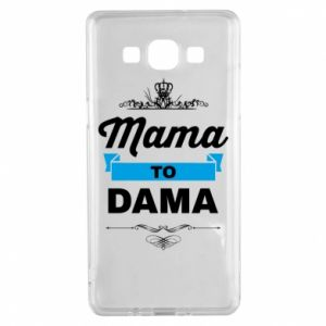 Samsung A5 2015 Case Mother to the lady