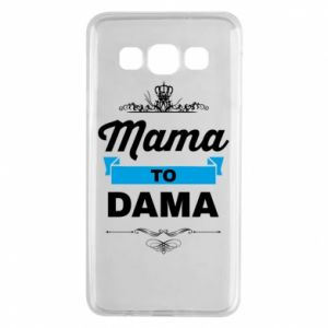 Samsung A3 2015 Case Mother to the lady