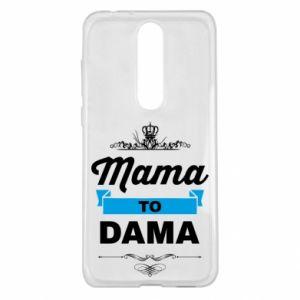 Etui na Nokia 5.1 Plus Mama to dama
