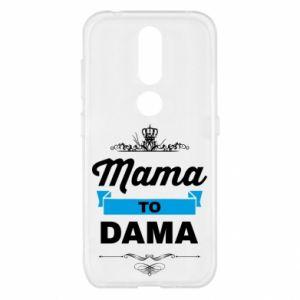 Etui na Nokia 4.2 Mama to dama