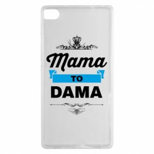 Huawei P8 Case Mother to the lady