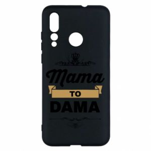 Huawei Nova 4 Case Mother to the lady