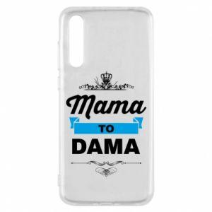 Etui na Huawei P20 Pro Mama to dama