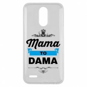 Lg K10 2017 Case Mother to the lady