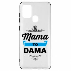 Samsung A21s Case Mother to the lady