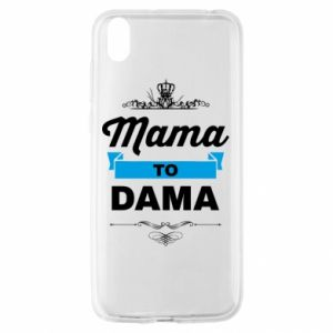 Huawei Y5 2019 Case Mother to the lady
