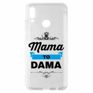 Huawei P Smart 2019 Case Mother to the lady