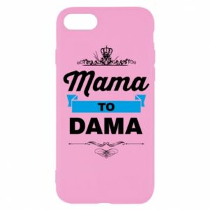 iPhone SE 2020 Case Mother to the lady