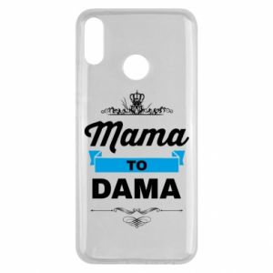 Huawei Y9 2019 Case Mother to the lady