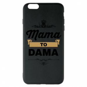 Phone case for iPhone 6 Plus/6S Plus Mother to the lady