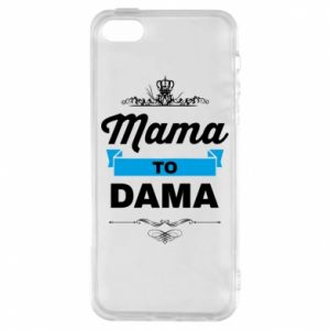 iPhone 5/5S/SE Case Mother to the lady