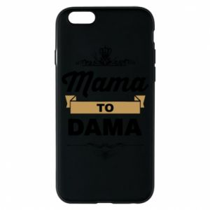 Phone case for iPhone 6/6S Mother to the lady