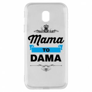 Phone case for Samsung J3 2017 Mother to the lady