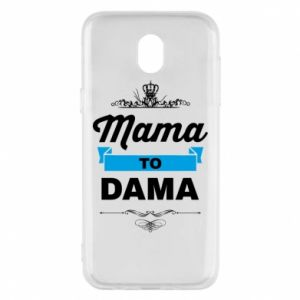 Phone case for Samsung J5 2017 Mother to the lady