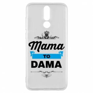 Phone case for Huawei Mate 10 Lite Mother to the lady