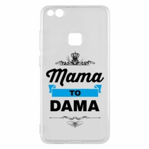 Phone case for Huawei P10 Lite Mother to the lady