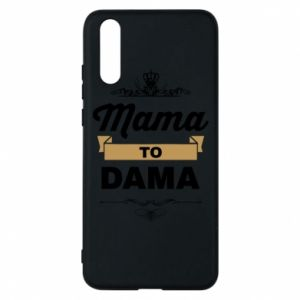 Phone case for Huawei P20 Mother to the lady