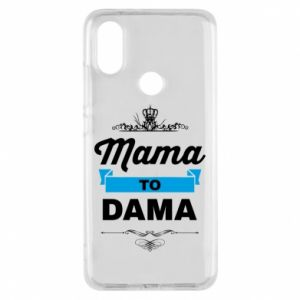 Phone case for Xiaomi Mi A2 Mother to the lady
