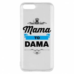 Phone case for Xiaomi Mi6 Mother to the lady