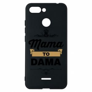 Phone case for Xiaomi Redmi 6 Mother to the lady