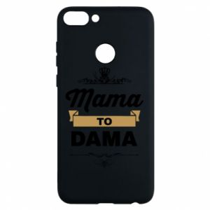 Phone case for Huawei P Smart Mother to the lady