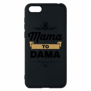Huawei Y5 2018 Case Mother to the lady