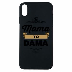 Phone case for iPhone Xs Max Mother to the lady