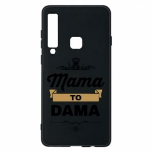 Phone case for Samsung A9 2018 Mother to the lady