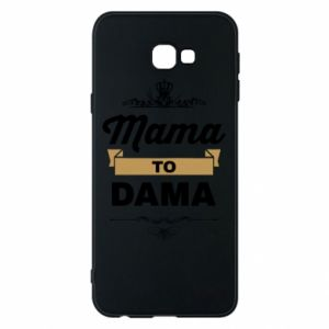 Phone case for Samsung J4 Plus 2018 Mother to the lady