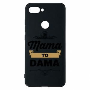 Phone case for Xiaomi Mi8 Lite Mother to the lady
