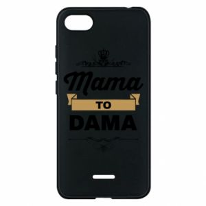 Xiaomi Redmi 6A Case Mother to the lady
