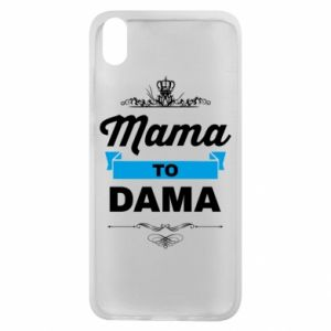 Xiaomi Redmi 7A Case Mother to the lady