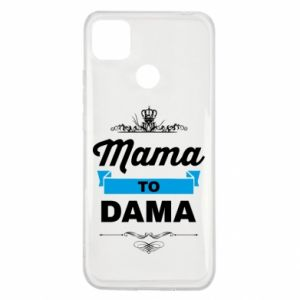 Xiaomi Redmi 9c Case Mother to the lady