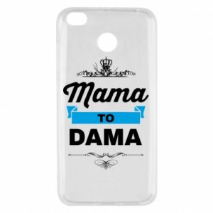 Xiaomi Redmi 4X Case Mother to the lady