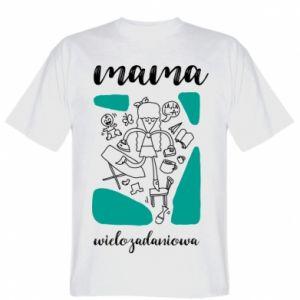 Koszulka Mama wielozadaniowa