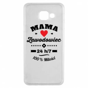 Samsung A3 2016 Case Mom is a Pro