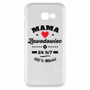 Samsung A5 2017 Case Mom is a Pro