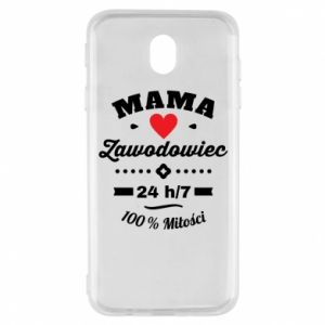 Samsung J7 2017 Case Mom is a Pro