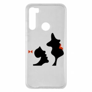 Xiaomi Redmi Note 8 Case Mother