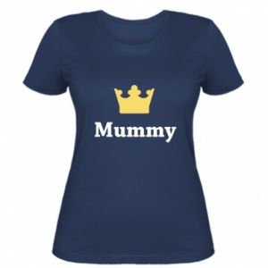 Women's t-shirt Mummy