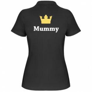 Women's Polo shirt Mummy