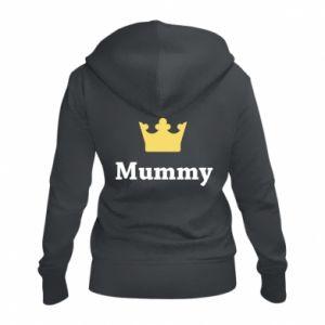 Damska bluza na zamek Mummy