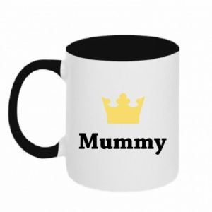 Two-toned mug Mummy
