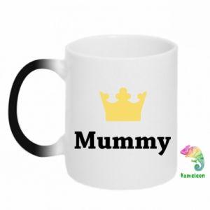 Chameleon mugs Mummy