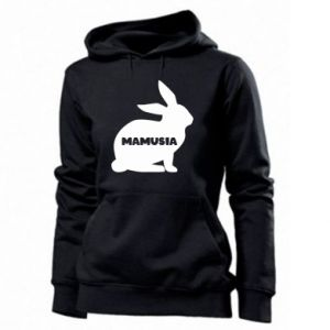Women's hoodies Mommy - Bunny