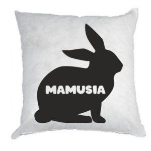 Poduszka Mamusia - królik