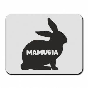 Podkładka pod mysz Mamusia - królik