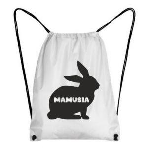 Plecak-worek Mamusia - królik
