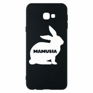 Etui na Samsung J4 Plus 2018 Mamusia - królik